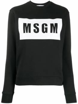 MSGM толстовка с логотипом 2941MDM96207799