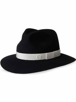 Maison Michel шляпа-федора Rico 1061047001
