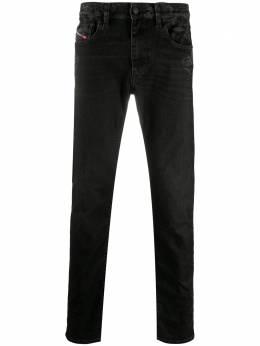 Diesel джинсы кроя слим с принтом пейсли A01206009KT