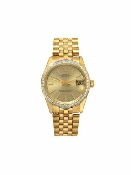 Rolex наручные часы Oyster Perpetual Datejust pre-owned 30 мм 1986-го года 68278