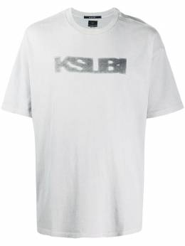 Ksubi футболка Sign Of The Times 5000005018