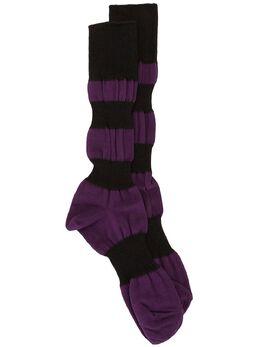Homme Plisse Issey Miyake носки со сборками HP09AI526