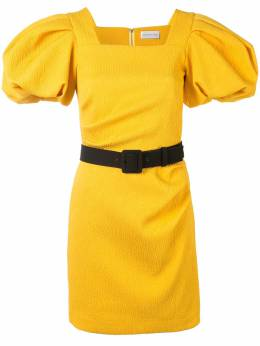 Rebecca Vallance платье мини с короткими рукавами 20031807