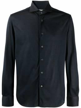 Corneliani рубашка с заостренным воротником 86P1120811224