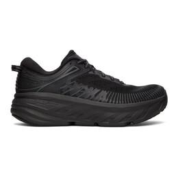 Hoka One One Black Bondi 7 Sneakers 1110518 BBLC
