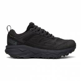 Hoka One One Black Gore-Tex® Challenger Low Sneakers 1106517 BLK
