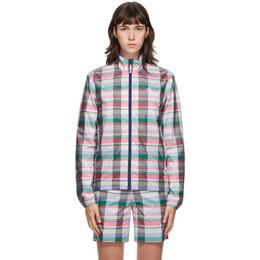 Noah Nyc Multicolor adidas Edition Check Jacket GE1260