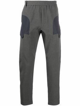 White Mountaineering patch pocket sweat pants AW20WM2073407