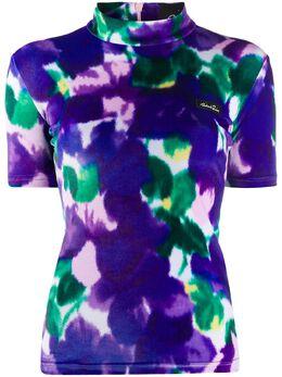 Richard Quinn блузка с цветочным принтом RQAW2052F