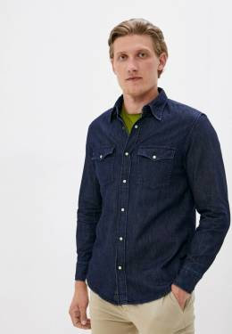 Рубашка джинсовая United Colors Of Benetton 5AVV5QKJ8