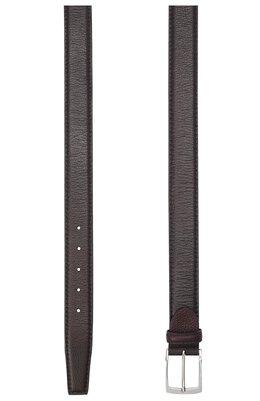 Кожаный ремень Barrett 81B536.3/CERV0 ASP0RTABILE