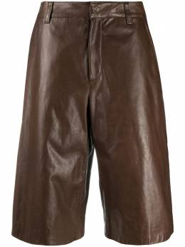 Brunello Cucinelli шорты широкого кроя M0NOCP7321C6635