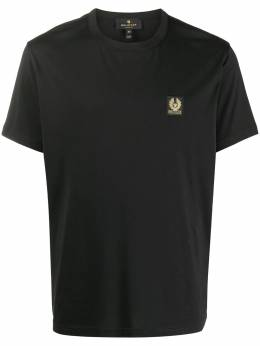 Belstaff футболка с нашивкой-логотипом 71140305AW