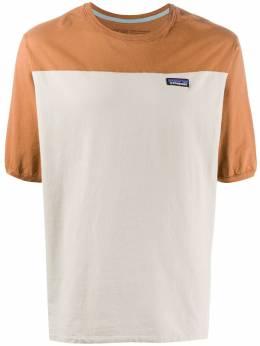 Patagonia футболка в стиле колор-блок 51890