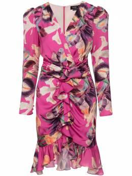 Patbo платье миди Grace VEC10437US