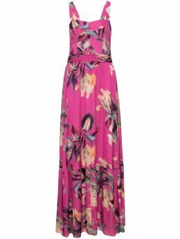 Patbo платье Grace с принтом VEL10260US