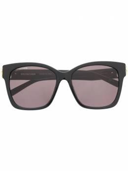 Balenciaga Eyewear солнцезащитные очки в квадратной оправе 628246T0001