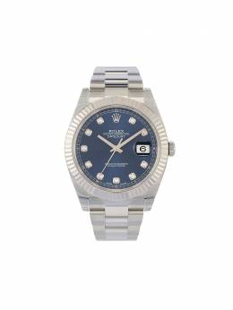 Rolex наручные часы Oyster Perpetual Datejust pre-owned 41 мм 2020-го года 126334
