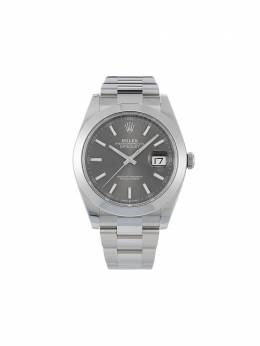 Rolex наручные часы Oyster Perpetual Datejust 41 мм pre-owned 126300