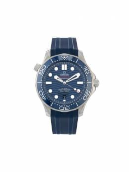 Omega наручные часы Seamaster Diver Co-Axial Master Chronometer 42 мм 21032422003001