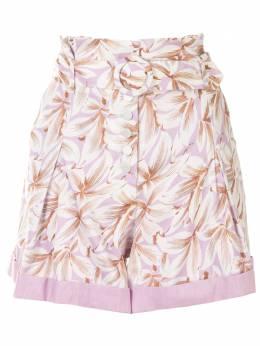 Jonathan Simkhai шорты Lillian с цветочным принтом 3204001P