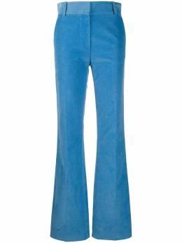 Victoria Beckham расклешенные брюки с завышенной талией 1320WTR001467D
