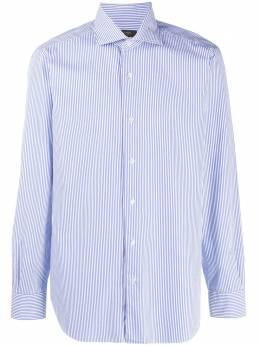 Barba рубашка в полоску K1U13P016634