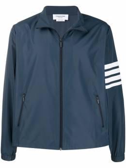 Thom Browne куртка на молнии с воротником-воронкой MJT252A06230