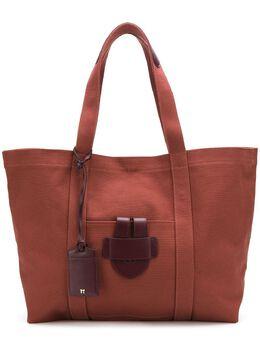 Tila March сумка-тоут с кожаной отделкой TMZC2017108