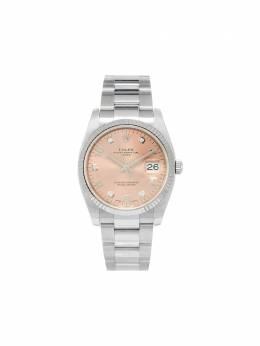 Rolex наручные часы Oyster Perpetual Date pre-owned 34 мм 2020-го года 115234