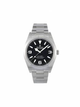 Rolex наручные часы Explorer I pre-owned 39 мм 2020-го года 214270