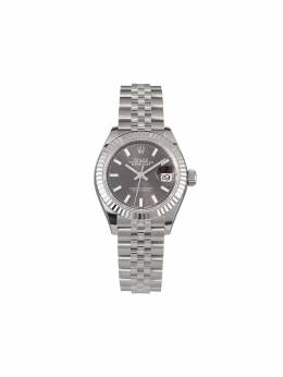 Rolex наручные часы Oyster Perpetual Lady Datejust 28 мм pre-owned 279174