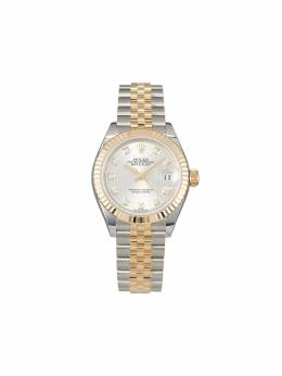 Rolex наручные часы Oyster Perpetual Lady Datejust 28 мм pre-owned 279173