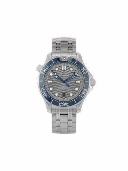 Omega наручные часы Seamaster Diver Co-Axial 42 мм pre-owned 21030422006001