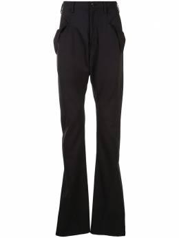 Sulvam расклешенные брюки чинос SMP02100
