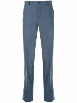 Kent & Curwen прямые брюки строгого кроя K3738TM09035