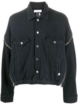 Facetasm куртка с молниями YAJKU01