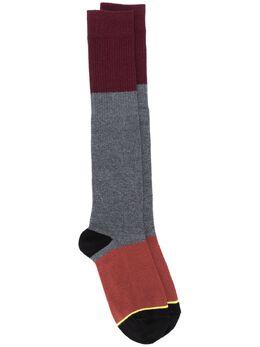 Plan C носки в стиле колор-блок CZCCB51G00FC004
