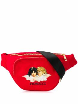 Fiorucci поясная сумка Angels с логотипом A04GBAGS1RED