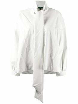 Jejia блузка с завязками на воротнике 2939J1E00120560301159089