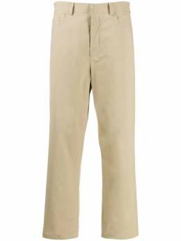 Sara Lanzi брюки чинос прямого кроя 07D