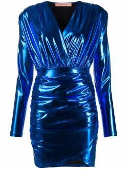 Andamane платье мини Colette со сборками L02A5881202