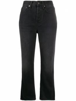 Acne Studios укороченные джинсы прямого кроя A00155