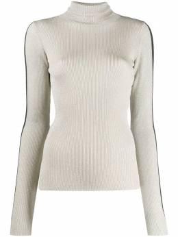Ssheena свитер в рубчик с высоким воротником KARLAFF19001