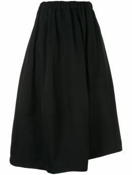 Comme Des Garcons Comme Des Garcons расклешенная юбка миди RFS005051