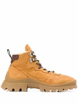 Dsquared2 ботинки хайкеры с подкладкой SNM013009700001