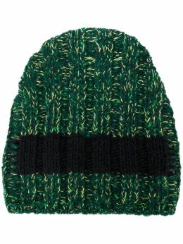 Plan C шапка бини с полосками CPCMB51G00FW020
