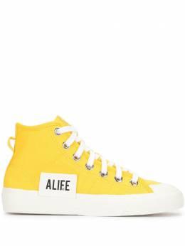 Adidas высокие кеды Nizza Hi Alfie FX2619