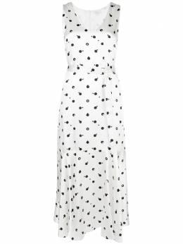 Rosetta Getty платье Bauhaus в горох 11205H2569