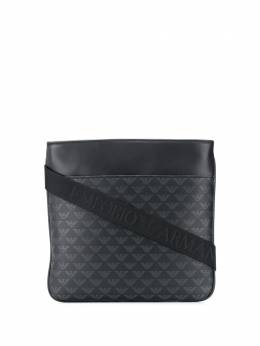 Emporio Armani сумка-мессенджер с монограммой Y4M177YTO2J